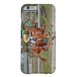 Cavalo de raça #2 capa barely there para iPhone 6