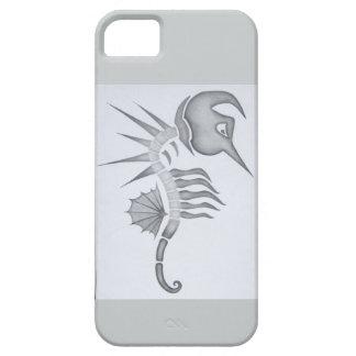 Cavalo marinho pequeno mau capa barely there para iPhone 5