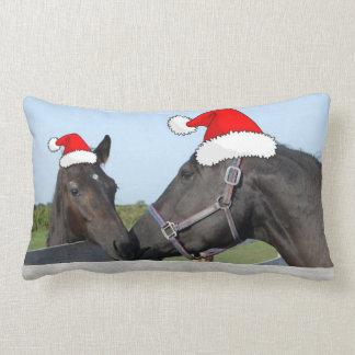 Cavalos do Natal Almofada Lombar