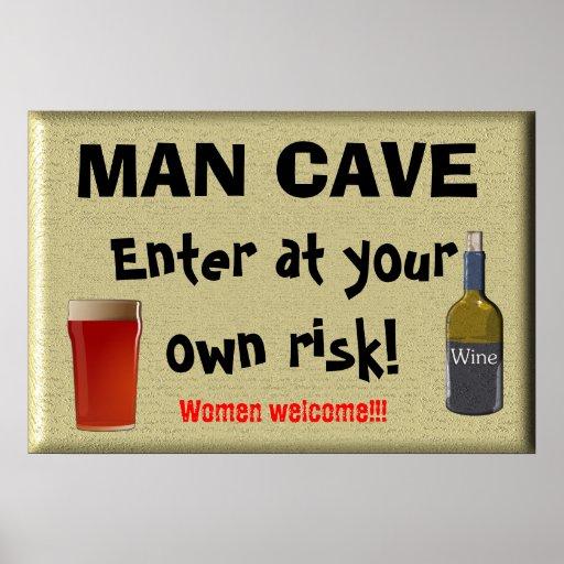 Caverna do homem posters