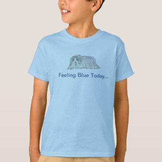 Cavy do dia chuvoso t-shirts