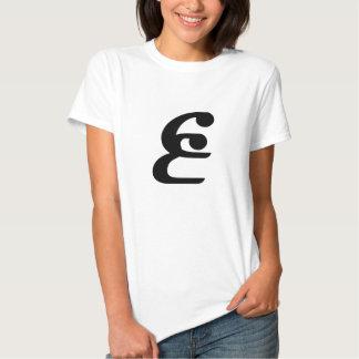 CE do design de marcagem com ferro quente Tshirt