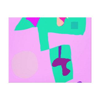 Celebração da música do macarronete de China dos C Impressão Em Canvas