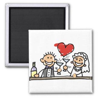 Celebração do casamento imã