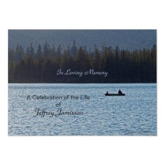 Celebração do convite da vida, pescadores
