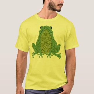 Celtic Frog - Green Tshirts