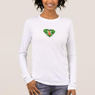 Céltico em meu t-shirt do coração