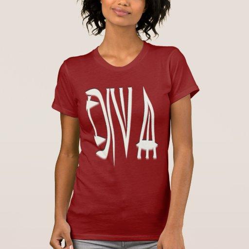 CEN 4 T w da diva Camisetas