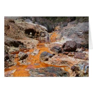 CEN da pesquisa da NASA ames do carolstoker do rio Cartão Comemorativo
