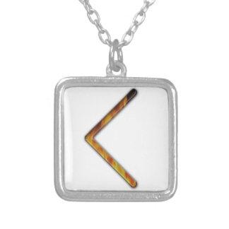 CEN mais velho do Rune de Futhark Colares Personalizados