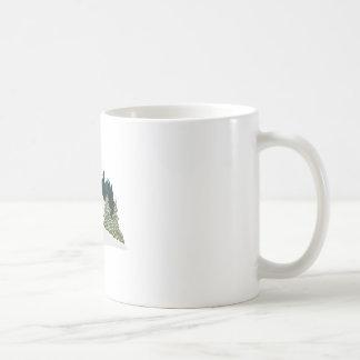 Cena da fuga do inverno caneca de café
