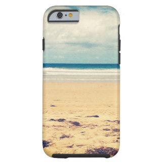 Cena da praia capa tough para iPhone 6