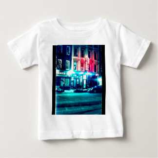 Cena da rua camisetas