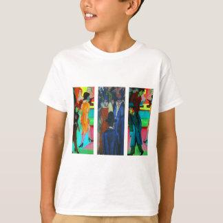 Cena da rua por Ernst Ludwig Kirchner Tshirts