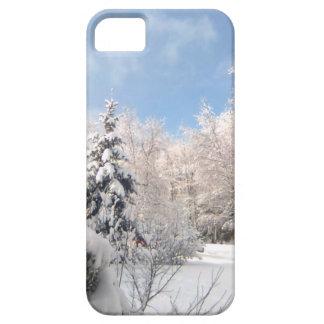 Cena do inverno capa para iPhone 5