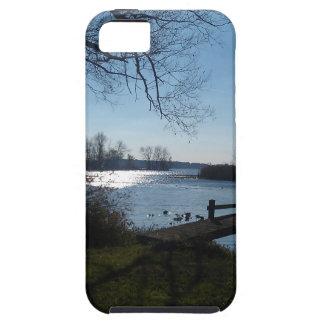 Cena do rio capa de iPhone 5 Case-Mate