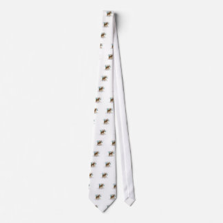 Cena dos alces gravata