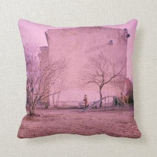 cena urbana travesseiros de decoração