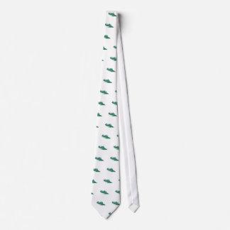 Cena verde gravata