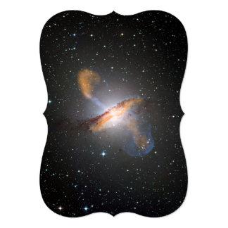 Centaurus A Convite 12.7 X 17.78cm