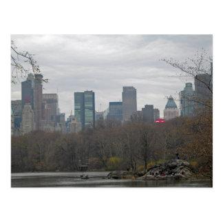 Central Park 002 Cartão Postal