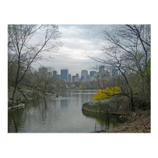 Central Park 004 Cartão Postal
