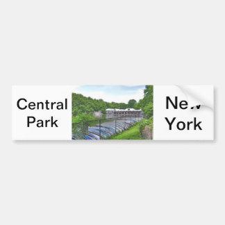 Central Park - Boathouse de Loeb Adesivo Para Carro