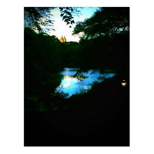 Central Park Cartões Postais
