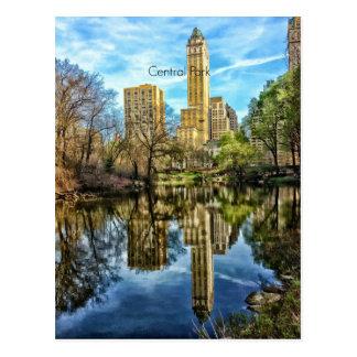 Central Park Cartão Postal