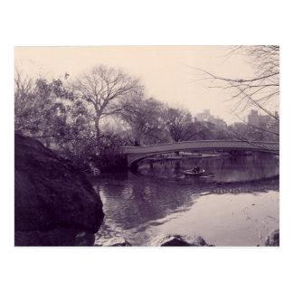 Central Park, Central Park - NY Cartão Postal