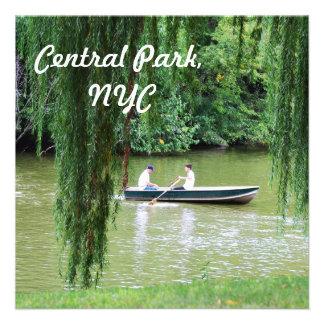 Central Park Convites Personalizados