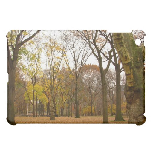 Central Park das especs. de New York Capa iPad Mini