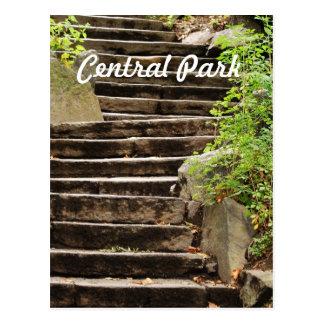 Central Park de NYC Cartões Postais