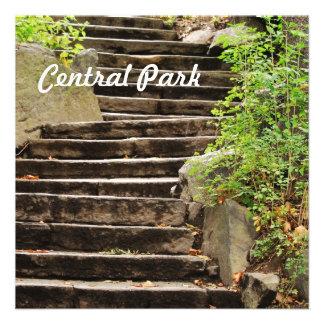 Central Park de NYC Convite