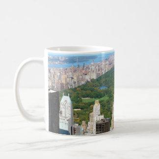 Central Park - New York, caneca de café