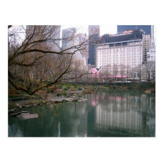 Central Park, Nova Iorque Cartão Postal