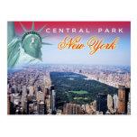 Central Park, Nova Iorque - vista aérea
