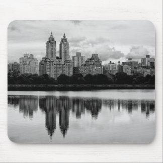 Central Park, skyline de NYC Mousepad