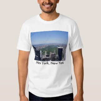 Central Park Tshirts