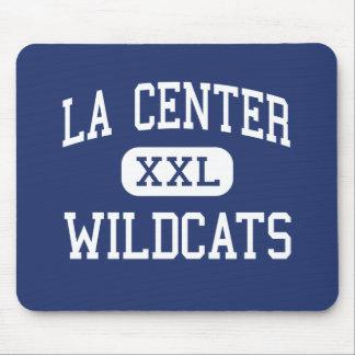 Centro do La - Wildcats - alto - La Washington Cen Mousepad