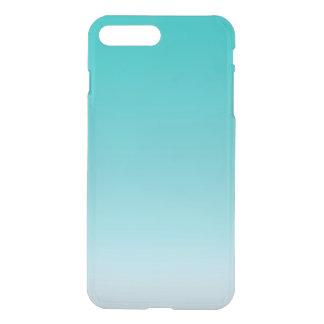 Cerceta Ombre Capa iPhone 7 Plus