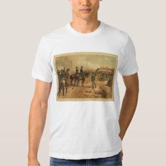 Cerco da guerra civil de Atlanta por Thure de Tshirts
