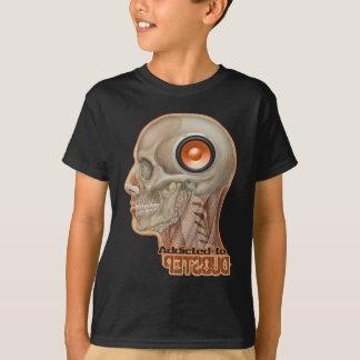 Cérebro do woofer de Dubstep T-shirts
