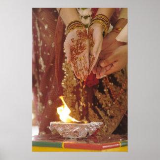 Cerimónia de casamento poster