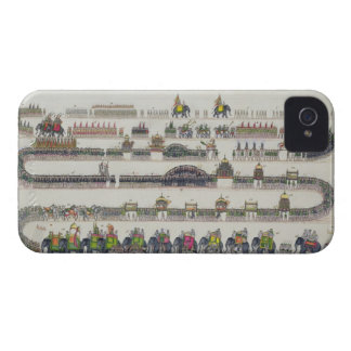 Cerimónia de Muharram, Faizabad, 1772 'do Gentil Capa iPhone 4