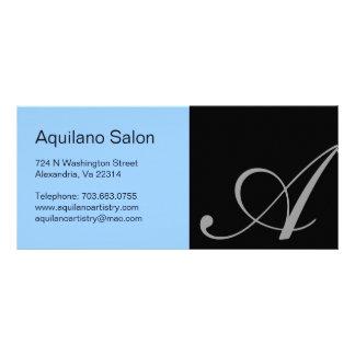 Certificado de presente do salão de beleza e dos t planfetos informativos coloridos