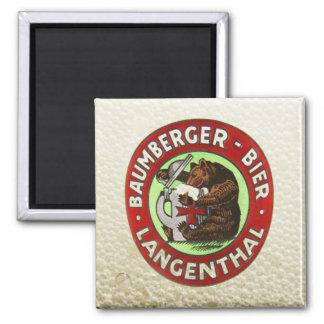 Cervejaria Baumberger Langenthal íman