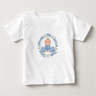 Céu do obrigado para rapazes pequenos camiseta