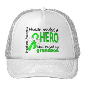 Céu necessário um linfoma do neto do herói bones