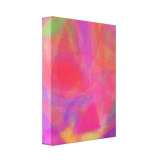 Chama Impressão Em Tela Canvas